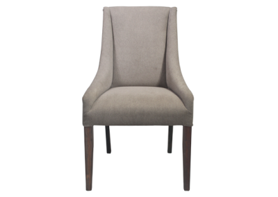 The contemporary wingback