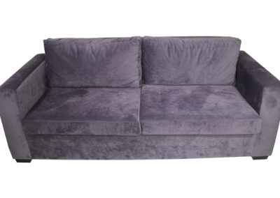 The gabriella  - square loose back couch