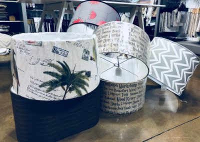 Lamp shades from R50