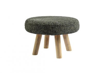 Ganesh stool grey